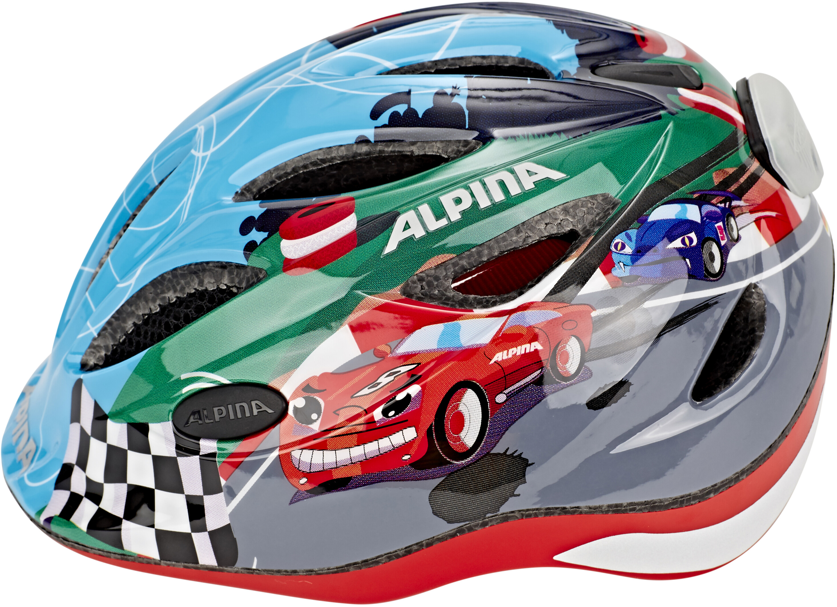 Alpina Gamma 2.0 Flash Kinderhelm racing online kaufen bei ...